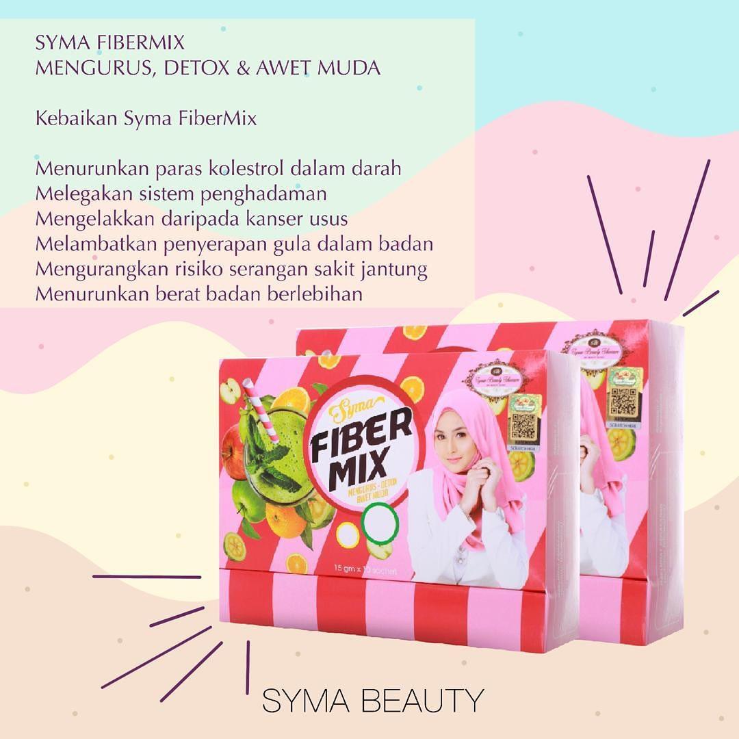 Fiber mix 1 Syma Beauty